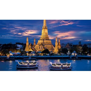 WH13 - Land Only 4D3N Bangkok Pattaya Free Colloseum Only Rp. 1.880.000/Pax By Callista Tour