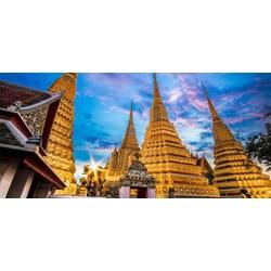WH11 - Land Tour 3D2N Bangkok Shopping Freak Only Rp. 660.000/Pax By Callista Tour