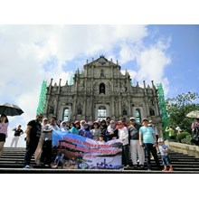 WH01 - 5D Macau Hongkong Value From Rp. 9.390.000/Pax By China Airlines