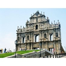 WH01 - 5D Shenzhen Macau Hongkong From Rp. 8.290.000/Pax By China Airlines