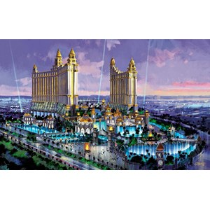 WH01 - 7D Shenzhen Macau Hongkong Holiday From Rp. 13.790.000/Pax By China Airlines  By Callista Tour