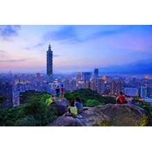 WH01 - 7D6N Taiwan Round Island + Hot Spring From Rp. 11.990.000/Pax By China Airlines
