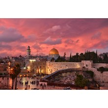 Super Saving 10D8N Holyland Tour USD 1.999/Orang By Etihad