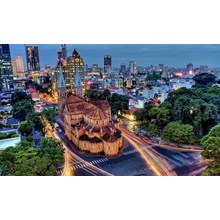 WH28 - Land Only 3D2N Saigon Simply Only Rp. 1.920.000/Pax