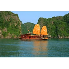 WH28 - Land Only 4D3N Hanoi Halong Stay On Cruise Only Rp. 3.220.000/Pax