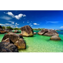 WH21-LAND TOUR 3D2N ENJOY BELITUNG MIN 4 PAX FROM RP. 1.505.000/PAX (JAN-DEC 2017)