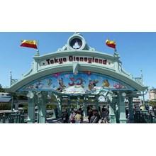 WH01 - Land Tour 4D Tokyo Disneyland Rp.8.850.000 ( MAr-Dec 2017 )