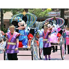 WH01 - Land Tour 5D Tokyo Disneyland + Mt. Fuji Rp.12.290.000 ( Mar-Dec 2017 )
