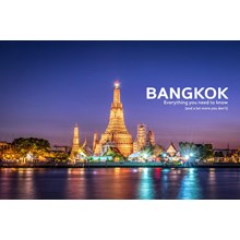 WH11 - Best Deal Lebaran Package 5D4N Bangkok Pattaya Only Rp. 7.200.000/Pax By Air Asia