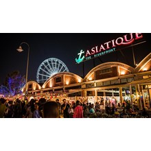 WH11-LAND ONLY SPECIAL GROUP RATE ( MIN 15 PAX ) 4D3N BANGKOK PATTAYA FREE ASIATIQUE NIGHT MARKET VALID : APR – OCT'17