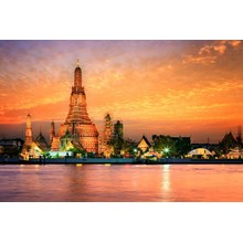 WH13 - Lebaran Package Best Deal 4D3N Bangkok Pattaya By Air Asia (24-27 Jun) Start From IDR 7.300.000 /pax
