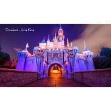 WH01 - Land Tour 5D Hongkong Macau Disneyland (Jul - Oct'17) All In Price IDR 6.050.000 /pax
