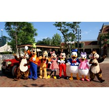 WH25 By MH- 4D Hongkong Disneyland Promotion ( May - Sept'17) Rp. 6.590.000 /pax ALL IN Flight By: Malaysia Airline