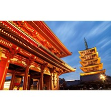 Land Tour Super Value 4D3N Tokyo Tour @Hostel (Jul - Oct'17) All In Price IDR 3.350.000 /pax Flight By: ANA Airlines