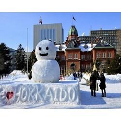 8D Japan Hokkaido Periode Aug - Sep