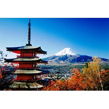 Hot Deal Land Tour 4D3N Tokyo Mt. Fuji Hakone Tour Period 01 AUG - 31 DEC'17 Start From IDR 6.390.000 /pax