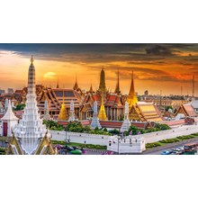 4D3N Bangkok Pattaya Christmas & New Year period Start From IDR 6.390.000 /pax  Flight By: Air Asia