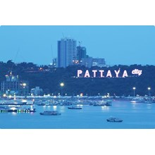 Best Deal 4D3N Pattaya Paradise - Bangkok (Dep Sep'17 - Mar'18) Start From IDR 3.850.000 /pax