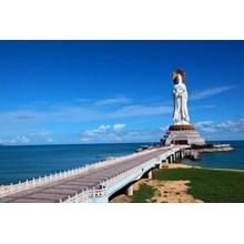 4D Hainan Super Sale Dep Oct - Dec'17 (WH01) All In Price IDR 4.990.000 /pax Flight By: Sriwijaya Air
