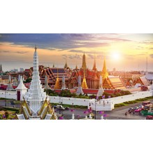 Crazy Deal Land Only 4D3N Bangkok Pattaya Frosty Ice (Dep  Senin Rabu & Jumat) All In Price IDR 1.190.000 /pax