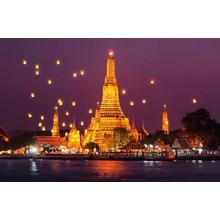 Crazy Deal 4D3N Bangkok - Pattaya Frosty Ice ( Dep  Senin  Rabu & Jumat ) WH29 All In Price IDR 3.390.000 /pax By Air  Asia