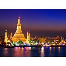 Crazy Deal Land Tour 4D3N Bangkok-Pattaya From Rp.1.190.000/Pax  (Senin rabu jumat )