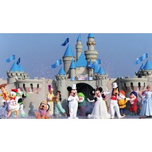 4D Hongkong Disneyland (Oct - Dec'17) WH01 BY MH All In Price IDR 7.390.000 /pax