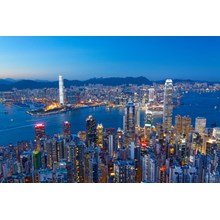 3 OR 4D Hongkong Free & Easy (Oct - Dec'17) WH01 BY MH All In Price IDR 5.210.000 /pax