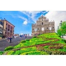 4D Hongkong Macau Tour (Nov - Dec'17) By CX WH01 Start From IDR 8.380.000 /pax