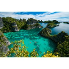4D Wondefull Raja Ampat Dep 24 Nov & 01 Dec'17 All In Price IDR 7.390.000 /pax