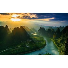 6D Guilin Express By China Airlines Dep Dec (WH01) Start From IDR 11.690.000 /Pax