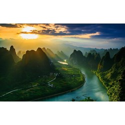 6D Guilin Express By China Airlines Dep Dec (WH01) Start From IDR 11.690.000 /Pax By Callista Tour