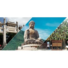 3D2N Hongkong Free And Easy Free Visit Ngongping (Period 04Jan - 30Mar18) WH25 All In Price IDR 6.070.000 /pax By CX
