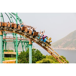 Crazy Deal By MH 4D3N Hongkong Ocean park Period 02-31 Jan'18 (WH25) All In Price IDR 5.980.000 /pax Flight By: Malaysia Airline