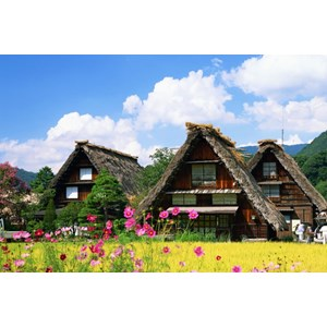 8D6N Japan Alpine Route Period Apr (WH38) IDR 28.700.000 /PAX Flight By: ANA AIRLINES By Callista Tour