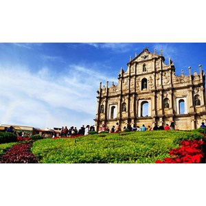 Super Promotion 4D Hongkong Macau All In Price IDR 9.150.000 /pax By Air Asia