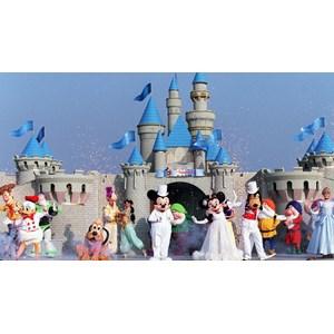4D Hongkong Ocean Park + Disneyland By MH (Jan - Mar