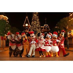 4D Hongkong Disneyland By MH (Jan - Mar