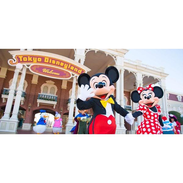 Foto Dari 7D Fun Japan Sakura + Disneysea & Universal Studio (Dep Apr'18) WH35  IDR 23.500.000 /PAX Flight By: SINGAPORE AIRLINE 1