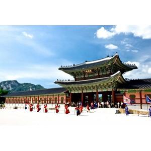 7D Favorite Korea Nami + Byeongbangchi Skywalk & Painters Hero (WH35)  IDR 16.988.000 /PAX Flight By: Malaysia Airline By Callista Tour