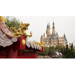 8D China Fun Disneyland By Air China Dep : 15 Jun (WH01) All In Price IDR 16.690.000 /PAX Flight By: AIR CHINA By Callista Tour