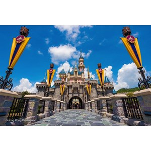 4D Hongkong Disney by CX (APR - JUN'18) WH01 All In Price IDR 8.790.000 /pax Flight By: Cathay Pacific