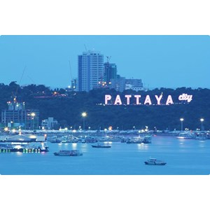Land Only 3D2N Bangkok Pattaya Periode Mar - Oct'18 All In Price IDR 1.450.000 /PAX