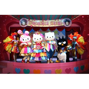 Land Tour 3D Or 4D Singapore Legoland + Hello Kitty Valid Apr - Nov'18 (WH01) All In Price IDR 2.550.000 /PAX