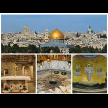 12D Mesir-Sharm El Sheikh-Jerusalem + Petra (Dep 14Mei18) Start From USD 2.450 /pax Flight By: EMIRATES
