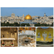 Super Saving 13 Hari 10 Malam Holyland Tour Periode 19Nov - 01Dec'18 All In Price USD 2.499 /pax Flight By: ETIHAD AIRWAYS