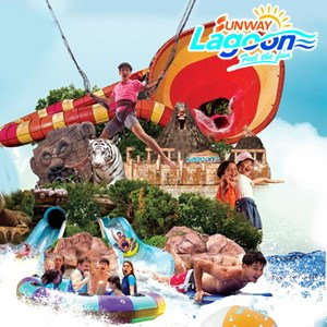 Land Tour 4D Kul - Genting Sunway Lagoon (WH01 Periode May - Dec'18) All In Price IDR 3.780.000 /pax