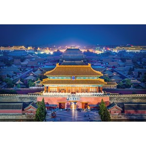 5D3N Beijing Express Periode Jul - Sep'18 (WH01) All In Price IDR 7.250.000 /pax