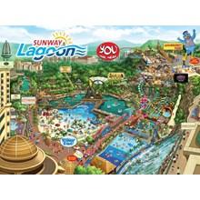 LT Only Rp. 2.750.000 4D Kul - Sunway Lagoon