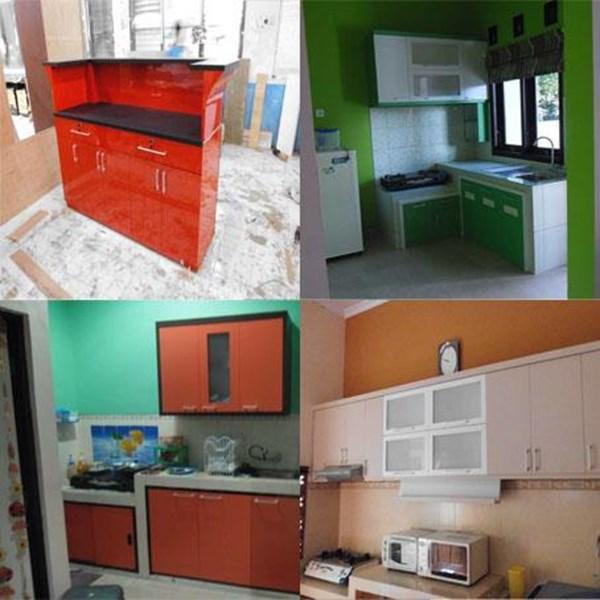 Banyak Model Kitchen Set Semarang